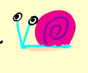 Garry the snail