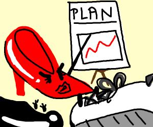 shoe plan