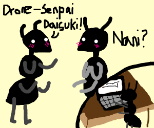 Ant Fanfiction