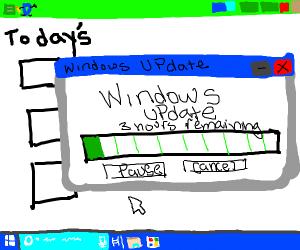 windows automatically updates