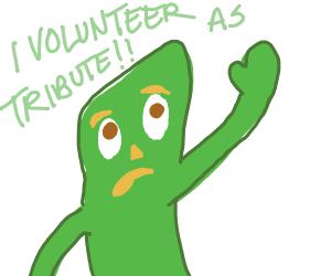 Gumby volunteers