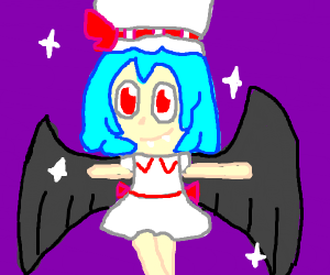Kawaii Remilia Scarlet (Touhou)