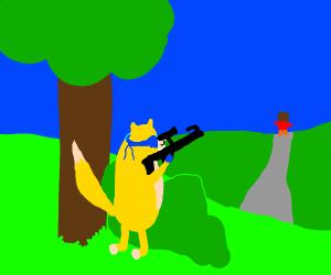 Sniper No Sniping!
