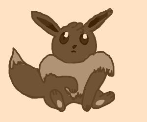 Eevee being a cutie
