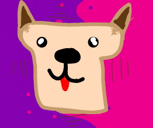 Bread doggo