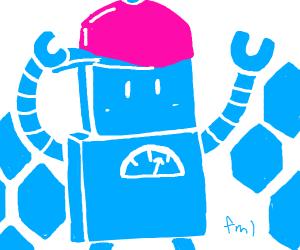 Psychic robot