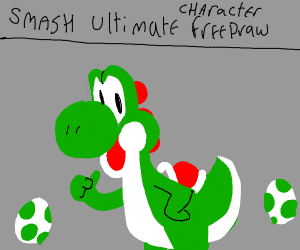 Smash Ultimate character free draw