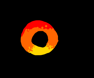 The black hole picture
