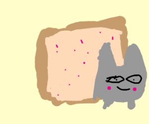 Realistic Nyan Cat