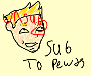Unsub from Jazza and Sub to PewDiePie instead