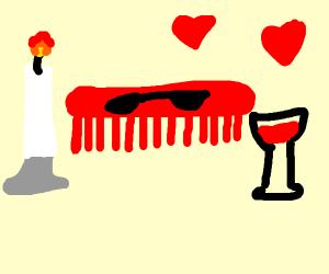 Romantic Comb