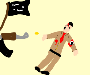 Hitler killed by isis