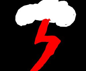 Ketchup lightning