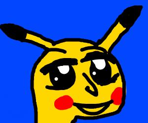 My pikachu is broken.. Its hideous!