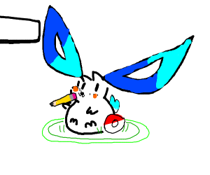 drawception as a pokemon