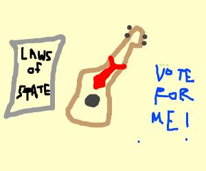 Guitar Governor