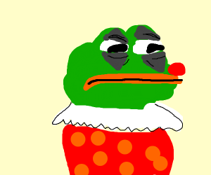 Clown PePe