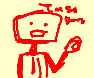 Fab BFB Character PIO