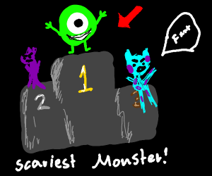 First Place Monster
