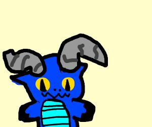 Blue dragon ram