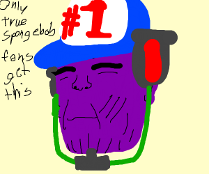 Thanos = #1