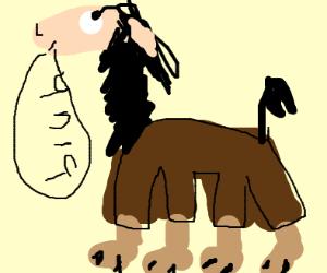 Llama Cuzco says b r u h