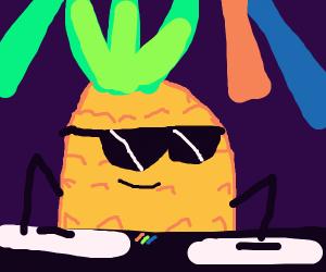 Dj Pineapple