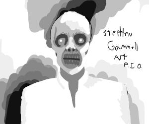 Stephen Gammell Art PIO
