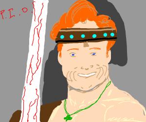 Conan The Barbarian P.I.O.