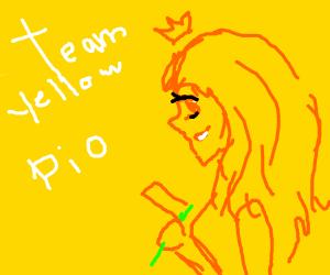 Team yellow PIO