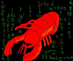 Lobster in the Matrix