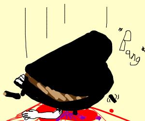 massacre by grand piano