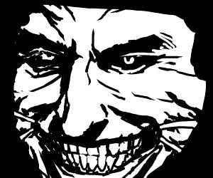 Creepy Smiling Dude