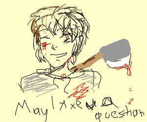 Friendly Axe murder
