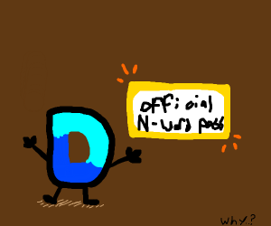 Drawception holding n word pass