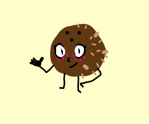 Friendly coconut