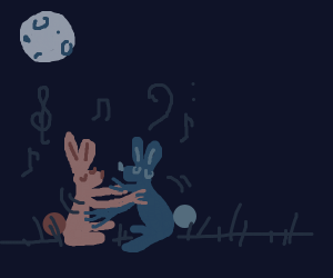 Let's dance under the moonlight