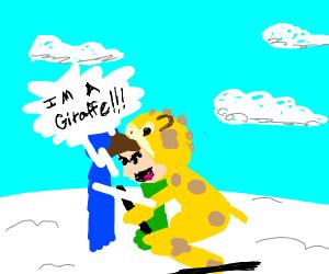 I'm A gIrAfFe (Meme)