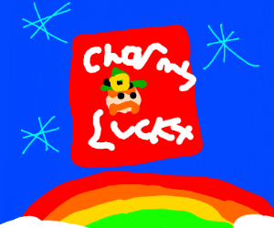 Off brand lucky charms