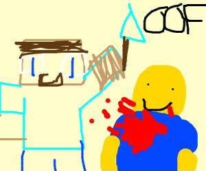 Minecraft Murders Roblox