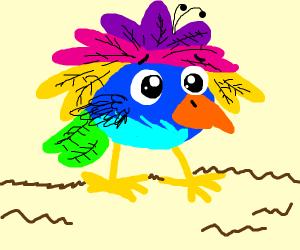 Alien Big Bird