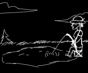 Simple Fisherman
