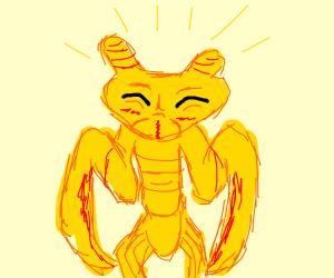 Praying Mantis Symbol