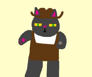 rootin tootin meowboy
