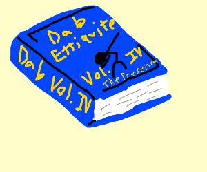 Reading a dab ettiquite book