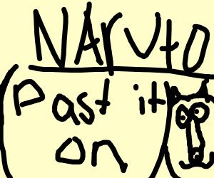 Naruto Pass it on