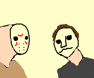 Jason Vorhees X Michael Myers