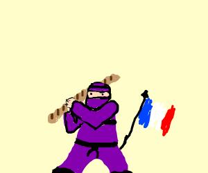 french ninja