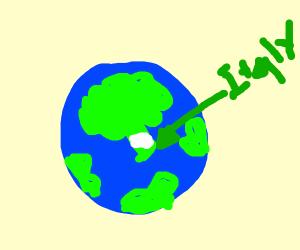 So global warming hit italy bad