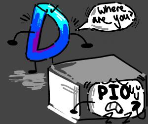 Pio is not okay.